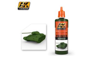 Ruská zelená primer (60 ml) - AK179