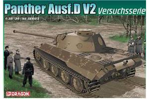 Panther Ausf.D V2 Versuchsserie (Smart Kit) (1:35) - 6830