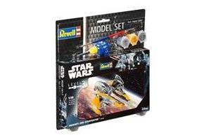 ModelSet SW 63606 - Anakin´s Jedi Star Fighter (1:58)