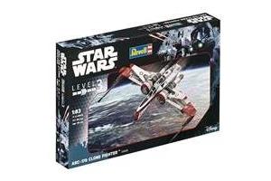 Plastic ModelKit SW 03608 - ARC-170 Clone Fighter (1:83)