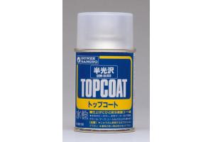 Mr. Top Coat Gloss - lak pololesklý 86ml - B502