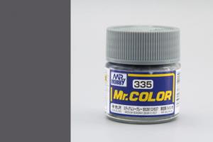 Mr. Color - C335: Střední mořská šedá BS381C/637 pololesklá