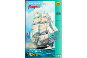 "French Frigate """"Acheron"""" (1:200) - 9034"