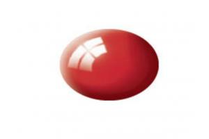 31: fiery red gloss - Aqua