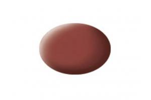 37: reddish brown mat - Aqua