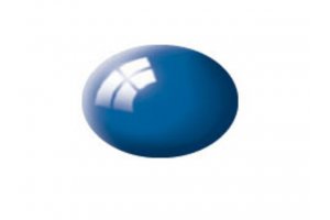 52: blue gloss - Aqua