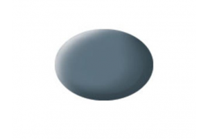 79: greyish blue mat - Aqua