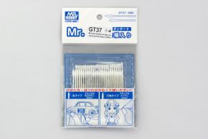 Mr. Cotton Swabs - vatové tyčinky, 2 typy, 2x25ks