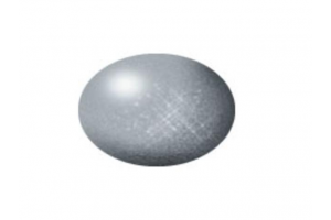 36190: metalická stříbrná (silver metallic) - Aqua