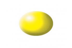 312: luminous yellow silk - Aqua