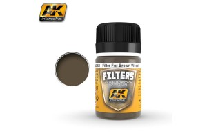 Filter for Brown Wood - AK262