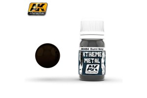 484 - XTREME METAL BURNT METAL