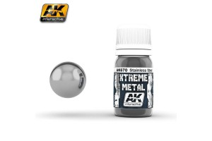 670 - XTREME METAL STAINLESS STEEL