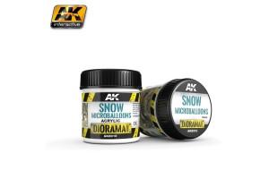 Snow Microballoons 100ml - AK8010