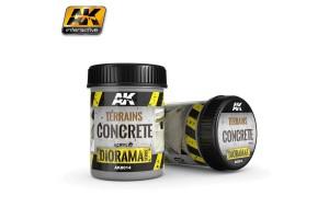 Terrains Concrete 250ml - AK8014