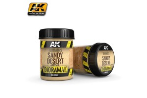 Terrains Sandy Desert 250ml - AK8022