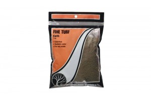 Jemná zemina (Fine Turf Earth Bag) - T42