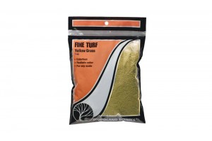 Jemný žlutý trávník (Fine Turf Yellow Grass Bag) - T43