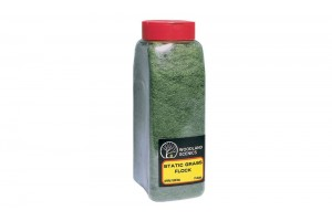 Zelená tráva (Static Grass Flock Shaker) - T1636
