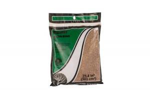 Hnědý štěrk (Brown Medium Ballast Bag) - B79