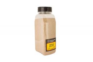Žlutohnědý štěrk (Buff Medium Ballast Shaker) - B1380