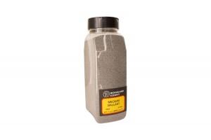 Jemný světlešedý štěrk (Light Gray Fine Ballast Shaker) - B1374