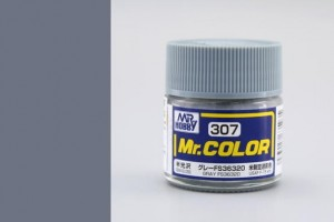 Mr. Color - C307: FS36320 šedá