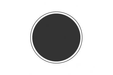 Italeri barva akryl 4768AP - Flat Black 20ml