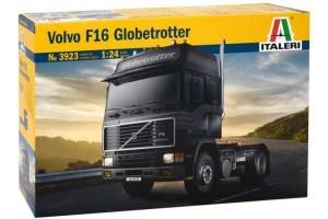 Model Kit truck 3923 - VOLVO F-16 GLOBETROTTER (1:24)