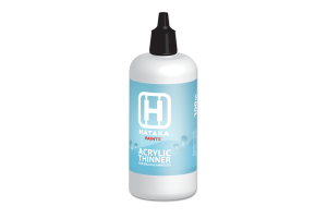 Acrylic Thinner 100ml - XP01