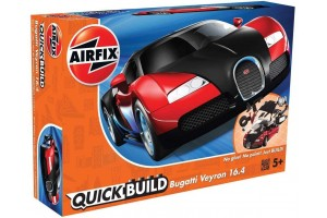 Quick Build - Bugatti Veyron - J6020