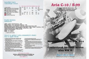 Decals - Avia S 99 / ME-109G - 10 (1:32) - 32011
