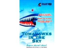 Decals - Tomahawk In the Sky (1:32) - 32007