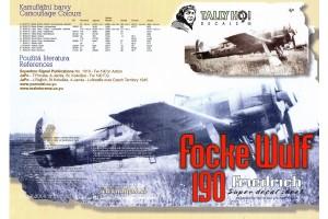 Decals - FW-190 F8 (1:32) - 32005