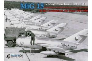 Decals - Mig-15 CsAF (1:48) - 48048