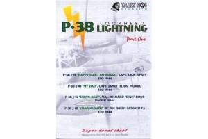 Decals - P-38 Lighting, part 1 (1:48) - 48032