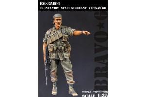 U.S. Infantry Staff Sergant, Vietnam '68 - 35001