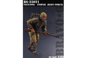 Vietkong Sniper, Main Forces - 35021