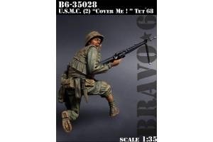 USMC Cover Me!, Vietnam '68 - 35028