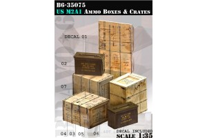 U.S. Army Crates - 35075
