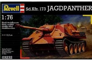 Jagdpanther  (1:76) - 03232