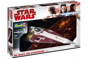 SW - Obi-Wan's Jedi Starfighter  (1:80) - 03614