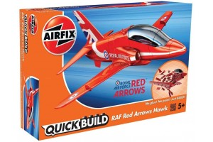 Quick Build - RAF Red Arrows Hawk - J6018