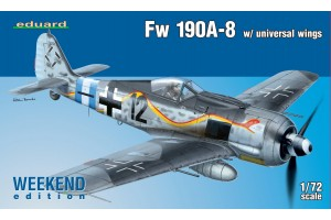 Fw 190A-8 w/ universal wings (1:72) - 7443