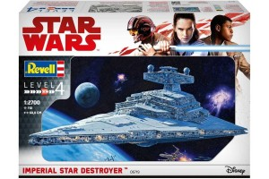 Star Wars - Imperial Star Destroyer (1:2700) - 06719