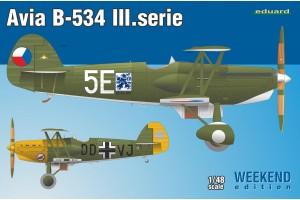 Avia B-534 III. serie (1:48) - 8478