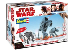 Build & Play - First Order Heavy Assault Walker - 06761