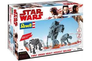 Build & Play - First Order Heavy Assault Walker - 06761