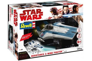 Build & Play - Resistance A-wing Fighter - 06762
