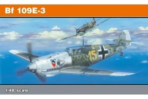 Bf 109E-3 (1:48) - 8262